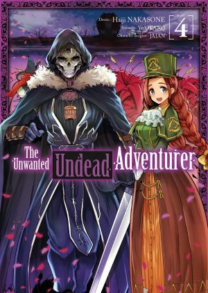 The Unwanted Undead Adventurer 4 simple