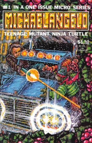 Michaelangelo - Teenage Mutant Ninja Turtle # 1 Issues