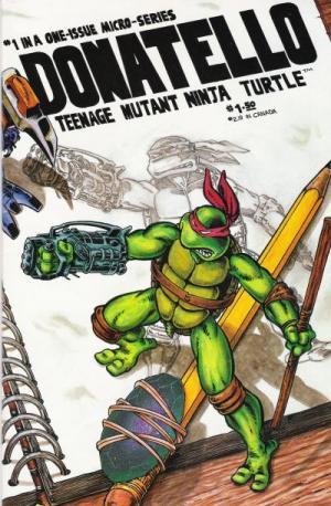 Donatello - Teenage Mutant Ninja Turtle # 1 Issues