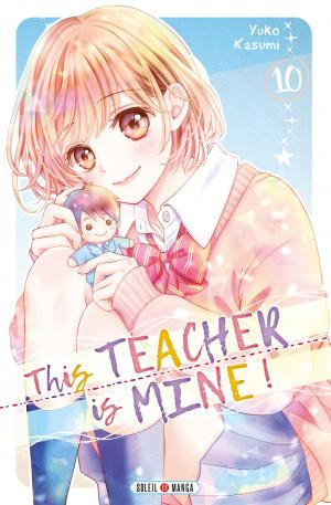 This Teacher is mine ! 10 Manga