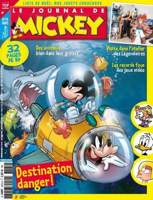 Le journal de Mickey 3572 Simple