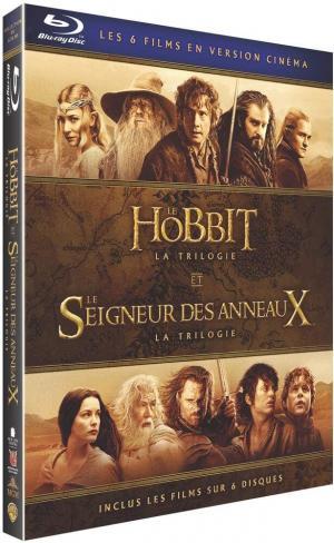 Le hobbit - Trilogie édition simple