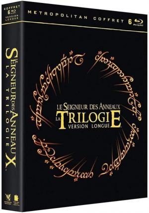 Le seigneur des anneaux - Trilogie édition simple