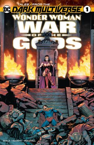 Tales From the Dark Multiverse - Wonder Woman - War of the Gods édition Issues (2020)