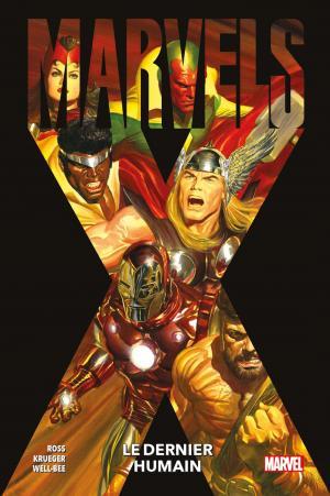 Marvels X 1 TPB hardcover (cartonnée)