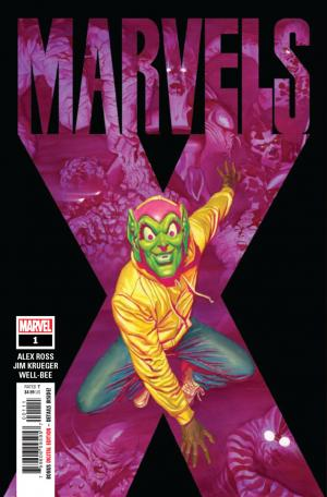 Marvels X # 1 Issues