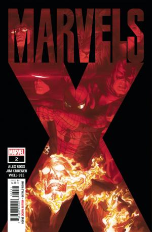 Marvels X # 2 Issues