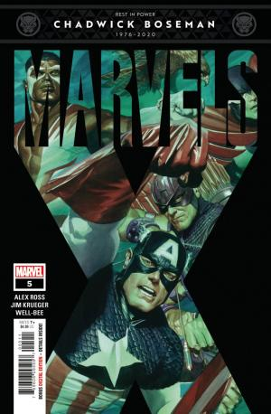 Marvels X # 5 Issues