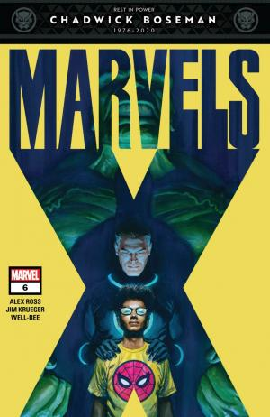 Marvels X # 6 Issues