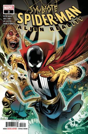 Symbiote Spider-Man - Etrange réalité # 3 Issues (2019 - 2020)