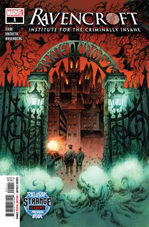 Ravencroft # 1 Issues