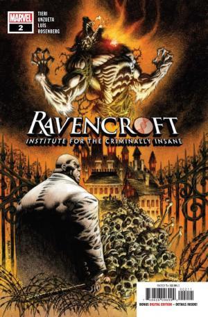 Ravencroft # 2 Issues