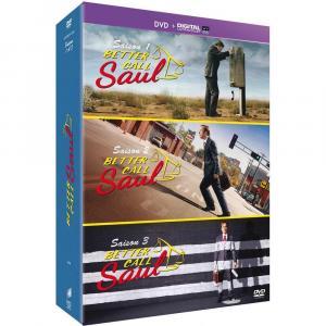 Better Call Saul édition Coffret saisons 1 à 3