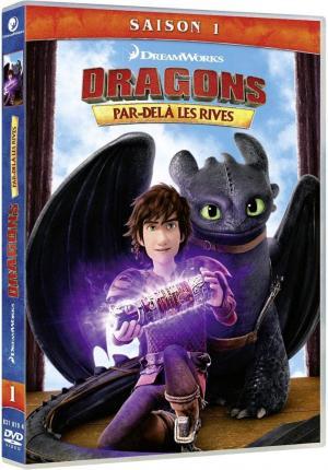 Dragons : Par-delà les rives édition simple