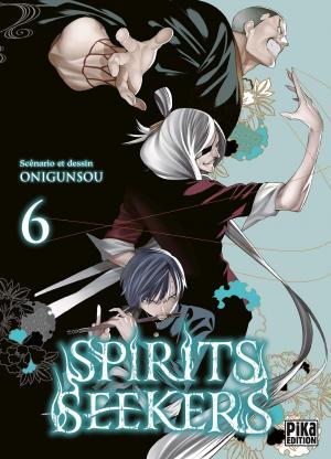 Spirits seekers 6 simple