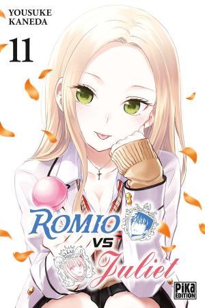 Romio vs Juliet 11 simple