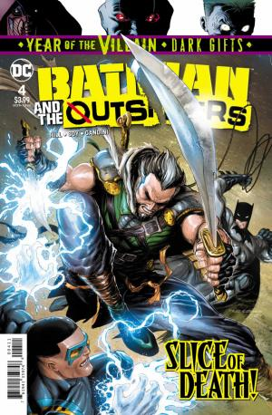 Batman and the Outsiders # 4 Issues V3 (2018 - ongoing)