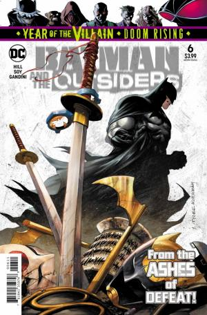Batman and the Outsiders # 6 Issues V3 (2018 - ongoing)
