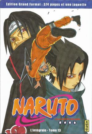 Naruto 13 Collector kiosque