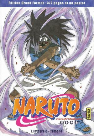 Naruto 14 Collector kiosque