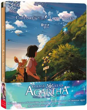 Voyage vers Agartha édition steelbook