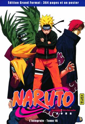 Naruto 16 Collector kiosque