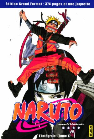 Naruto 17 Collector kiosque