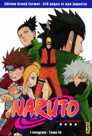 Naruto 19 Collector kiosque