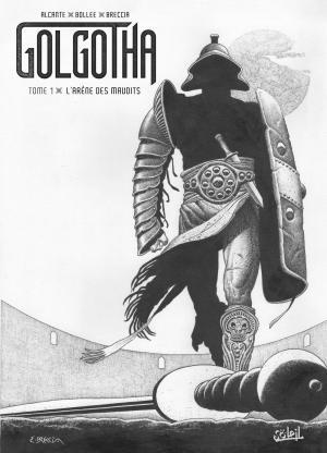 Golgotha édition Edition N&B