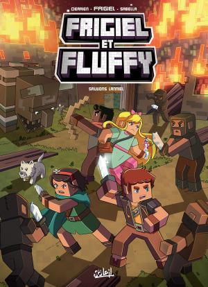 Frigiel et Fluffy 9 simple