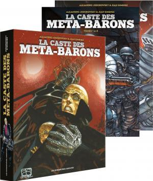 La caste des Méta-Barons édition Intégrale 2020 - sous coffret