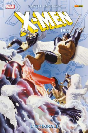 X-Men 1963 - 1963-1964 (Réédition 2020)