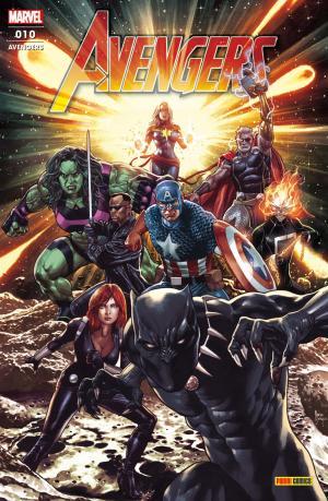 Avengers 10 Softcover V2 (2020 - En Cours)