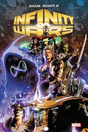 Infinity Wars  TPB hardcover (cartonnée)