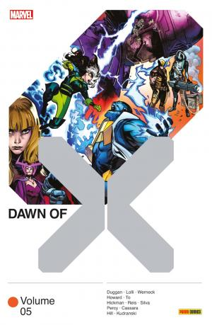 Dawn Of X 5 Softcover (souple)