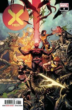 X-Men # 8 Issues V4 (2019 - Ongoing)