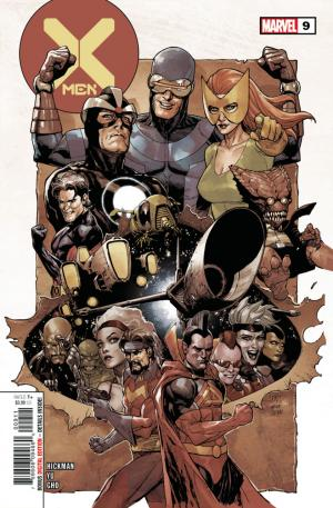 X-Men # 9 Issues V4 (2019 - Ongoing)