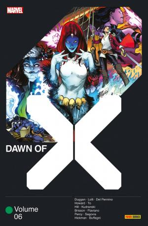 Dawn Of X 6 Softcover (souple)