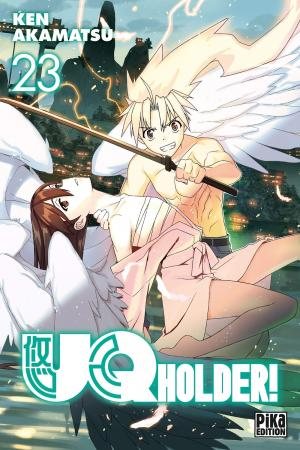 UQ Holder! 23 Simple