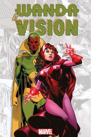 Wanda et la Vision édition TPB softcover (souple)