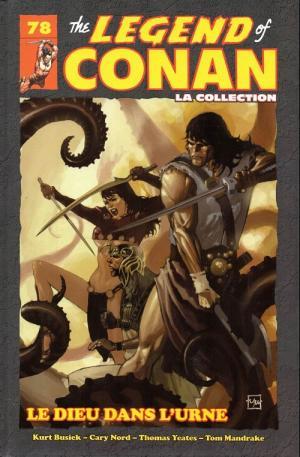 The Savage Sword of Conan 78 TPB hardcover (cartonnée)