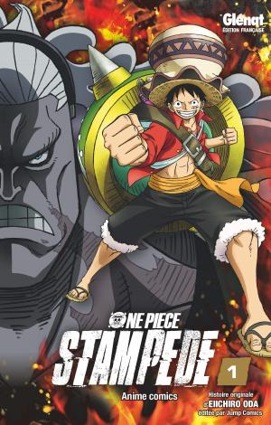 One Piece Stampede 1 simple