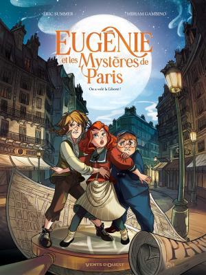 Eugénie et les mystères de Paris 1 simple