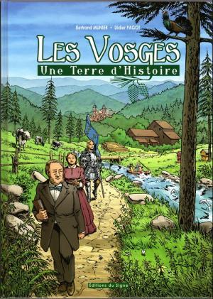 Les Vosges 1 - Une terre d'histoire