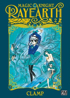 Magic Knight Rayearth 2 réédition