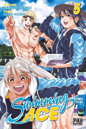 Swimming Ace #5