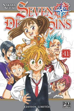 Seven Deadly Sins 41 Edition limitée