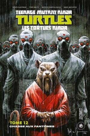 Les Tortues Ninja 12 TPB Hardcover (cartonnée) - Issues V5 (Suite)
