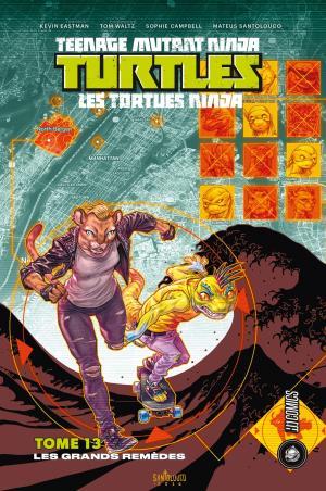 Les Tortues Ninja #13