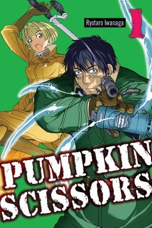 Pumpkin Scissors édition Américaine